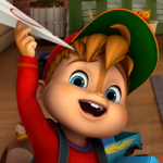 Alvin and The Chipmunks: Paper Pilot