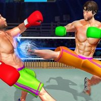 BodyBuilder Ring Fighting Club: Wrestling Games