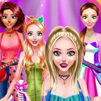 Brilliant Popstar Girls Dress Up