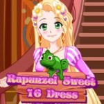 Rapunzel Sweet 16 Makeover