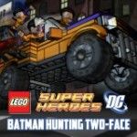 LEGO Batman Hunting Two-Face