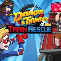 Danger and Thunder: Train Rescue