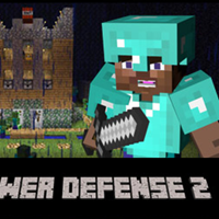 Minecraft Tower Defense 2 Online