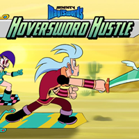 Maghty Magisword: Hoversword Hustle