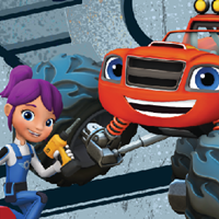 Blaze and the Monster Machines – Regulando