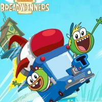 Punch it, B! – BreadWinners