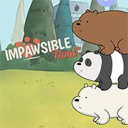 Impawsible Fame – We Bear Bears
