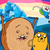 One Sweet Roll – Adventure Time