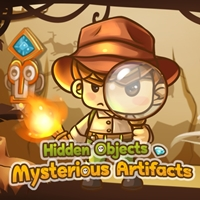 Hidden Objects : Mysterious Artifacts