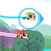 Smashing Bots – Powerpuff Girls