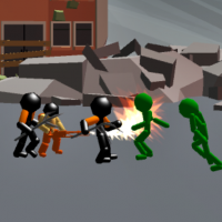 Stickman: Legacy of Zombie War