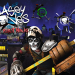 Casey Jones vs Evil Robot Ninjas