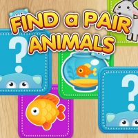 Find a Pair Animals