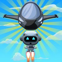 Flying Robot