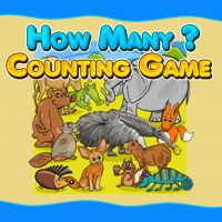 How Many Counting Game for Kids