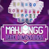 Mahjongg Dark Dimensions Triple Time