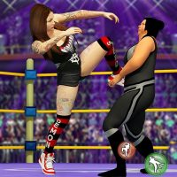 Women Wrestling Fight Revolution Fighting Games