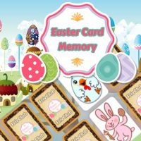 Easter Card Memory Deluxe