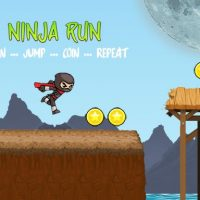 Ninja Run – Fullscreen Running Game