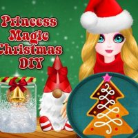 Princess Magic Christmas DIY