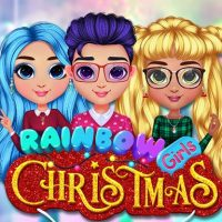 Rainbow Girls Christmas Party