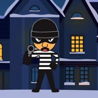 Robbers in the House