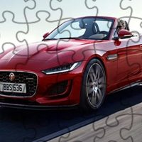 Sports Cars Jigsaw